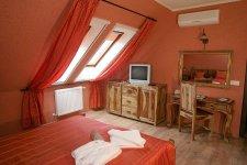 Standard szoba – Fürdőház