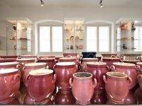 Rózsaszín Zsolnay Kiállítás