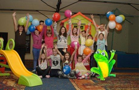 Kisbéka játszóház – új gyerekprogram