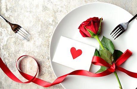 Exkluzív Valentin napi vacsora