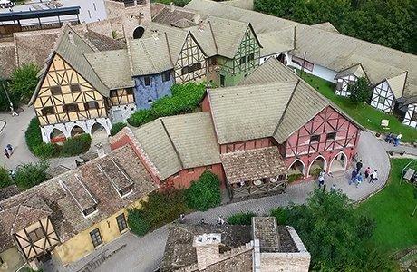 Középkori város - Puchner Kastélyszálló