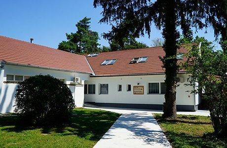Liget ház- Puchner Kastélyszálló