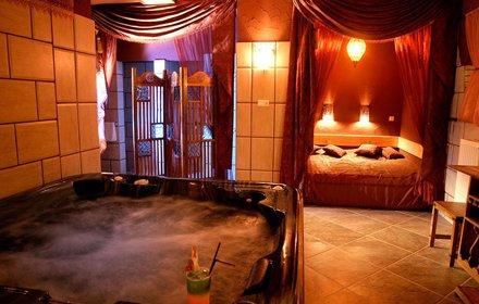 VIP fürdő