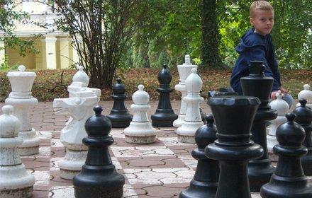 Szabadtéri sakk