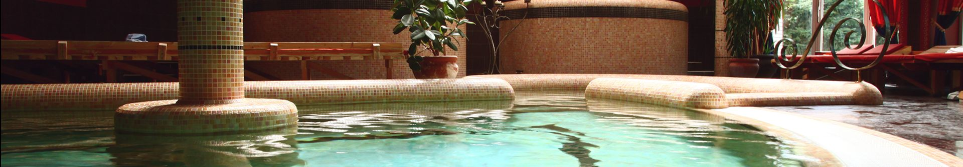 marokkanisches Bad Als ob wir ein Bad in den Märchen des 1001 Nachts nehmen würden